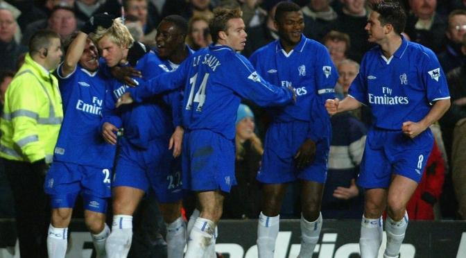 Great Goals: Eidur Gudjohnsen – CHELSEA vs. Leeds United (January 2003)