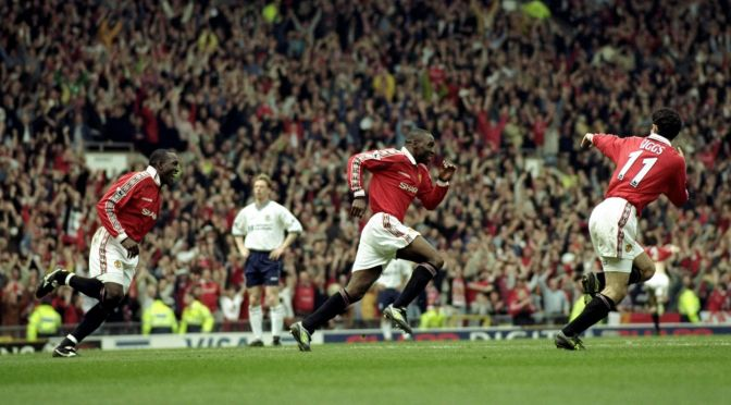 Memorable Matches: Manchester United 2-1 Tottenham Hotspur (May 1999)