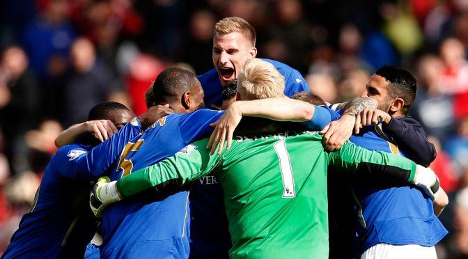 Seasonal Stories: Leicester City (2014-2015)